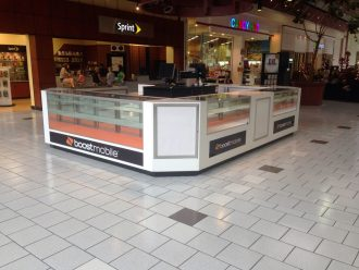 Boost Mobile Mall Kiosk 1 7 Orig