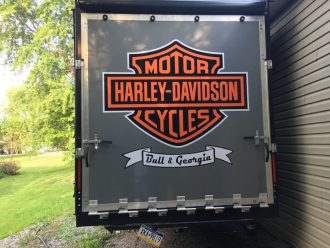 Hd Trailer Decal 2 Orig