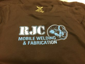 Rjc Mobile Welding T Shirts Orig